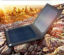 Hot Sale Foldable Solar Mobile Charger waterproof solar portable charger 12W 18W 24W Portable Solar Panel Charger
