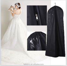 Non woven 7 colors Clothes Wedding Dress Garment Dustproof Cover Bags wholesale