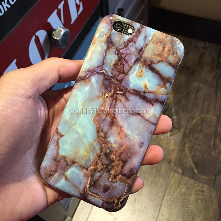 New arrival IMD printing high quality TPU marble phone case
