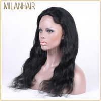 Top selling wholesale overnight shipping peruvian hair wig long body wave new style crochet braids with human hair