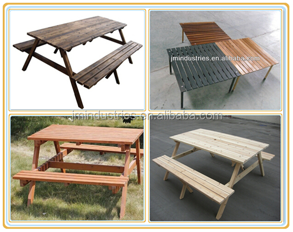 Popular Design Wholesale Outdoor kids picnic table