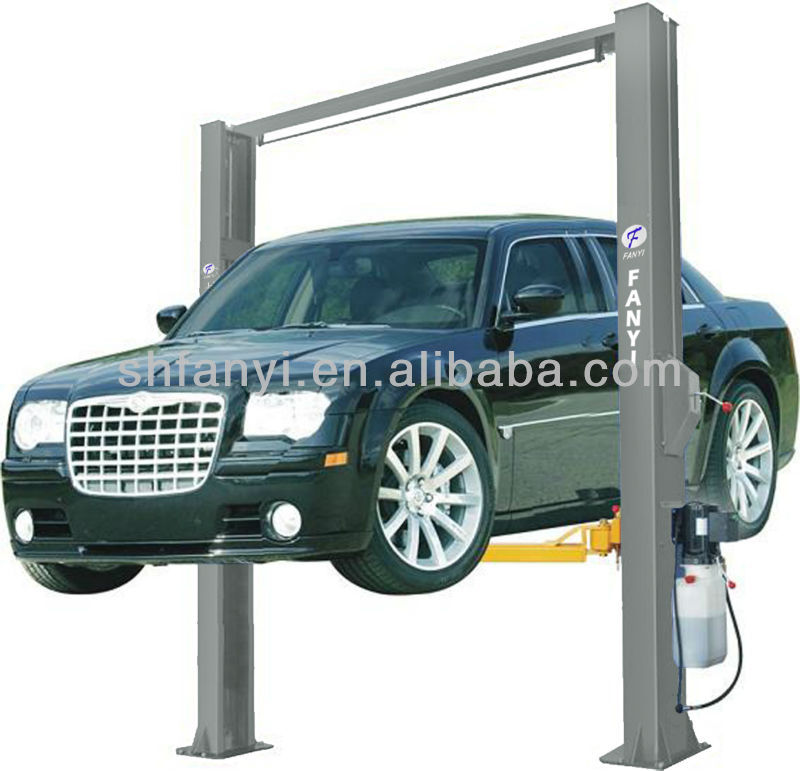 Auto Control Two Post Car Hoist