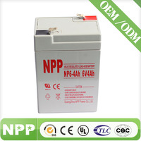 6v4ah rechargeable lead acid battery 6v rechargeable battery 4ah