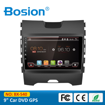 Bosion Parts Accessories Multimedia Android  Gps Touch Screen Car Radio For Ford Edge