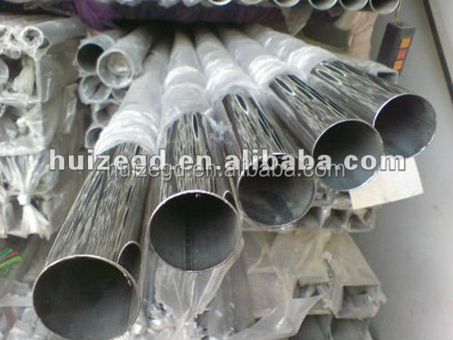 Tp304 Pickling Stainless Steel Industrial Welded Pipe Astm A312