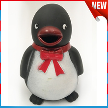 Shrilling Lovely Penguins Soft Plastic Toy with Sound for kids