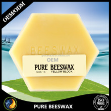Pure Yellow BEESWAX Block Craft Grade, Top Quality beeswax price 1 lb