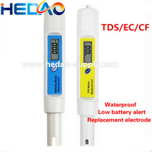 Low Price water Quality Tester High Accuracy PH EC TDS Meter