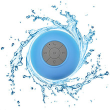 stereo portable mini digital bluetooth speakers for shower waterproof