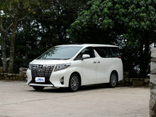 FRD-TY-062 for toyota alphard body kit toyota alphard accessories japan used car toyota alphard