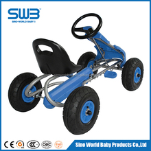 Cheap children pedal cars for kids, steel metal pedal cars wholesale