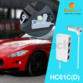 2016 universal 3 in1 with two port total 4.8A usb car charger