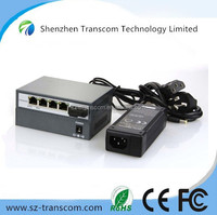 Mini 4 port poe switch/Fast Ethernet 4 Port POE Switch/Fast Ethernet 4 port poe switch 1 Port fiber uplink