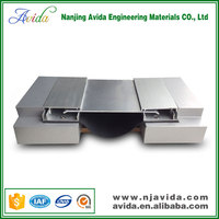 Wall filling concrete expansion joint replacement
