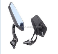 Motorcycle Integrated Turn Signal Mirrors motorcycle rearview mirror with led hj