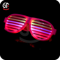 2016 USB Rechargeable Wireless Led Music Activated Best Brand Sunglasses