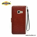 Case for Samsung A5 2017 Brown PU leather