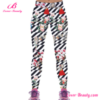 Wholesale hot selling indian sex ladies fancy running leggings