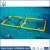 floating water sport inflatable aqua volleyball court with factory price