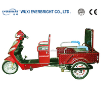 electric pedicab tricycles made in china