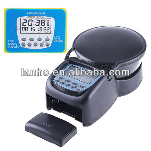 Automatic Aquarium Tank Fish Food Feeder Digital Timer