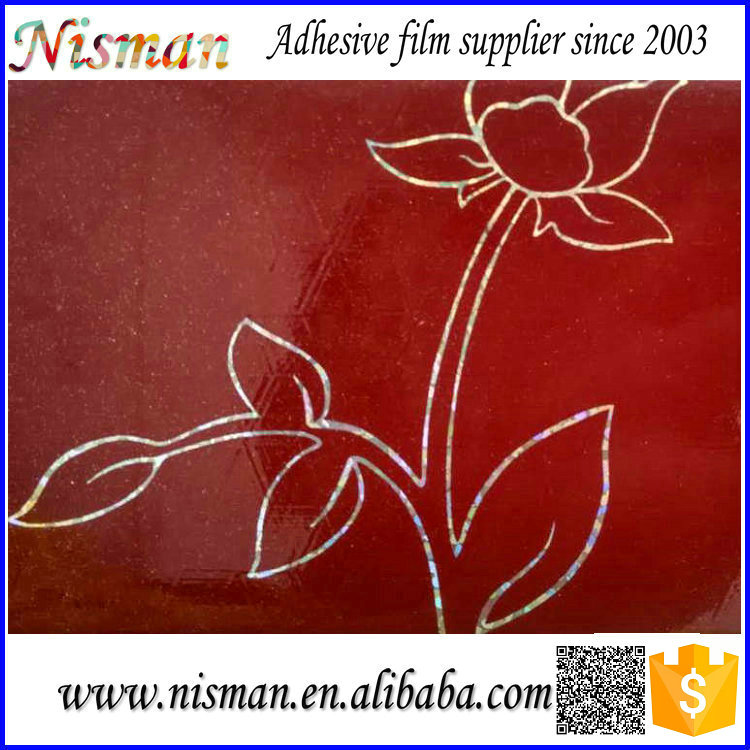 high gloss pvc film pvc decorative membrane for furniture, cabinet and door