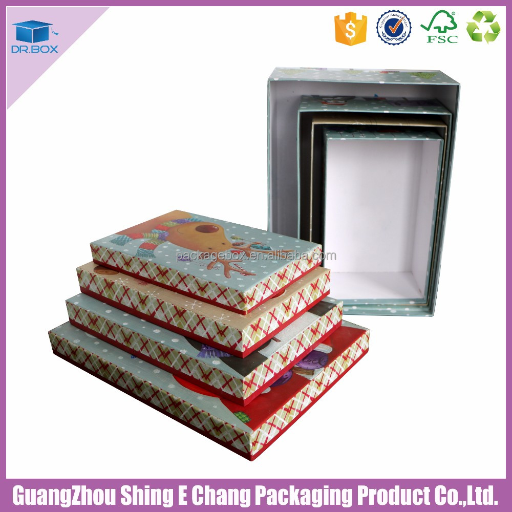 Cardboard Box Suppliers Packing Material Bulk Gift Boxes