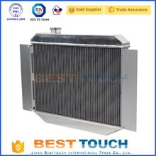 Best price motor car oil cooler aluminum radiator for buick