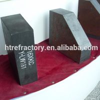 Magnesia Carbon Brick Factory Directly Selling MgO-C Brick Fire Clay MgO-C Brick With Best Good Thermal