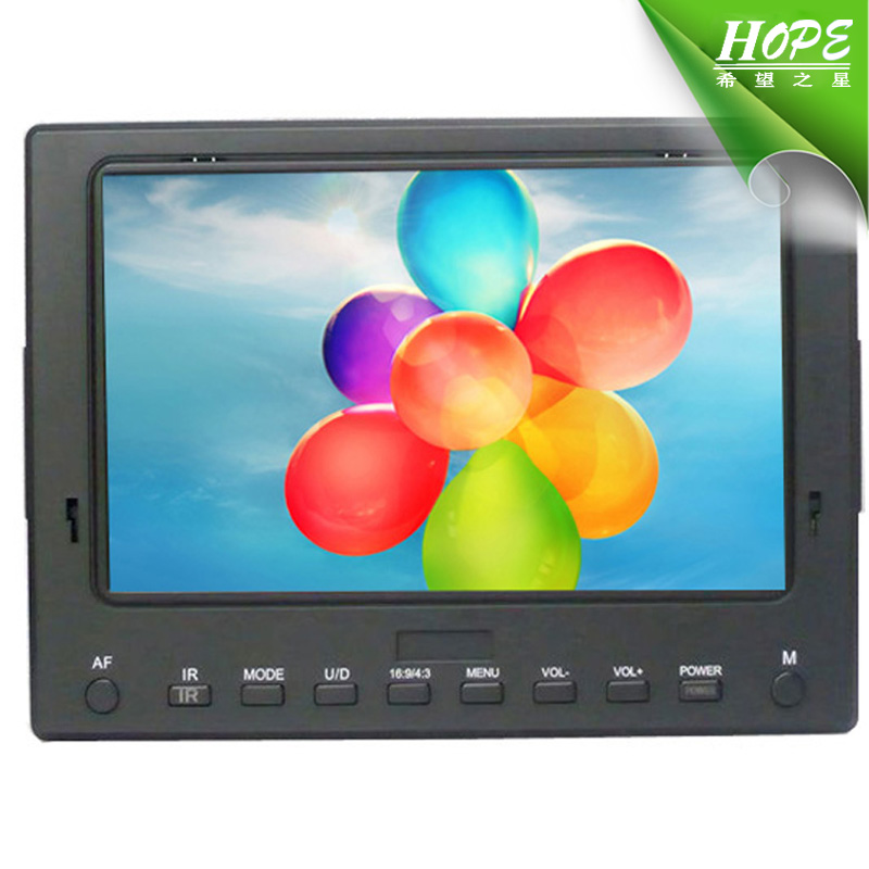 1080p 7 inch sdi lcd monitor with hdmi