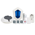 GSM WIFI Smart Home SecurityAlarm System Work With 100 Smart Sockets for Smart Home Automation
