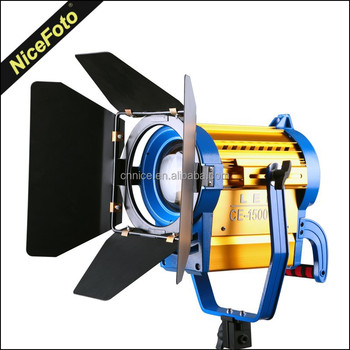 CE-1500ws_ LED Fresnel light Photographic Equipmnet 150W