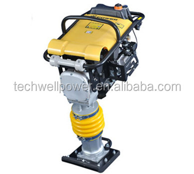 C70/80/85 2.9kw Robin, Honda engine Earth, Sand soil Tamping Rammer 2015 promotion hot sale!