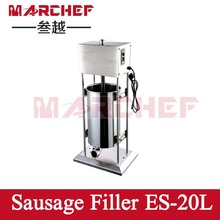 20 Liters Industrial Electric Sausage Making Machine/Sausage Filler/Sausage Stuffing Stuffer Machine