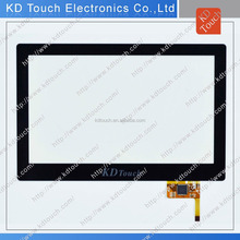 capacitive touch panel screen for display