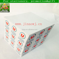 customize design paper cube