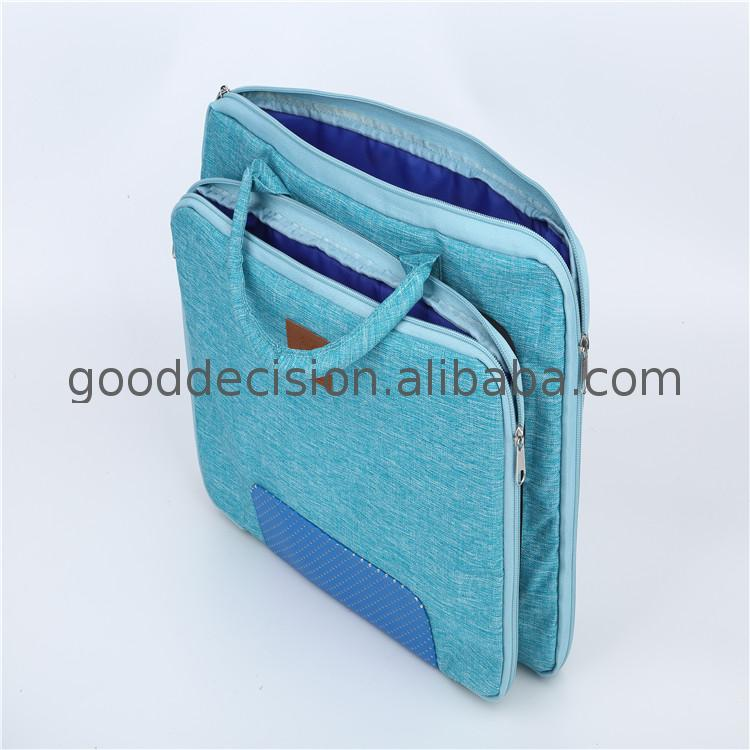 China manufacturer cheap roller laptop bag for women