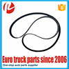 Eurocargo heavy truck spare parts oem 6PK1410 volvo body parts V-Ribbed Belts