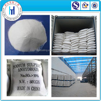 sodium sulfate anhydrous na2so4