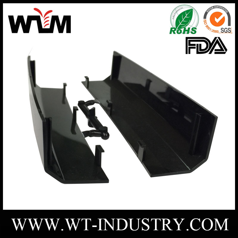 Customized Plastic Injection Molded Parts For water dispenser spare parts Plastic Mold Maker
