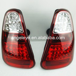 For BMW MINI COOPER R50 R52 R55 R56 R61 LED Tail Lamp 2005-2006 year Red White Color JY