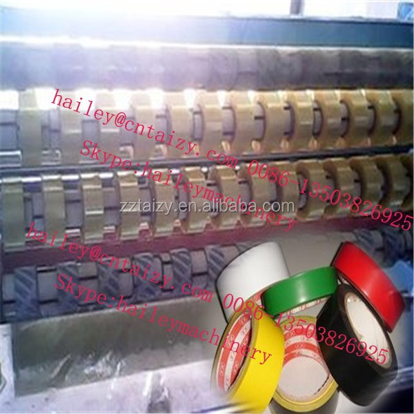made in china and factory adhesive tape making Coating Machine