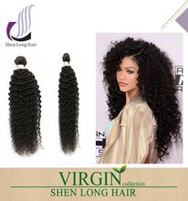 Top quality wholesale mongolian kinky curly remy hair kinky curly weave, low price kinky curly micro ring extensions