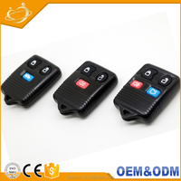 Custom Style 3 Bottons Simple Remote Control old Car Auto key for Ford kuga f650 Raptor pickup