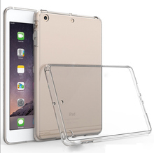 For iPad Air case 9.7 inch hybrid pc tpu cover for Ipad 5 wholesale tablet clear case