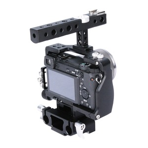 Blackmagic Cinema Camera Video Cage Dslr For Sony A6300 A6500 A6000 Camera Cage stabilizer Kit