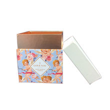 Wholesale High-end Gift Packaging Custom Logo gift boxes for candles