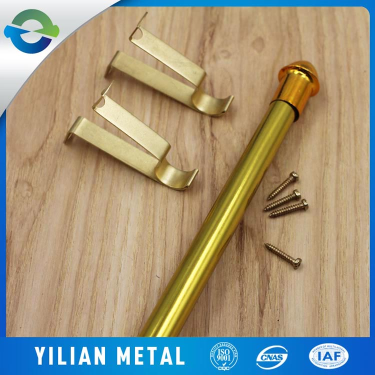 Original factory for steel bird curtain rod
