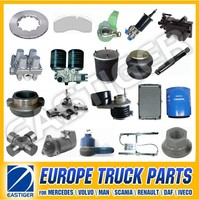 Over 500 items daf cf85