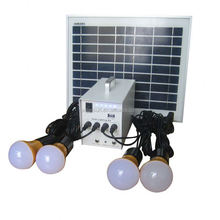 10W,15W, 20W solar energy systems equipment for home fiber optic solar light system
